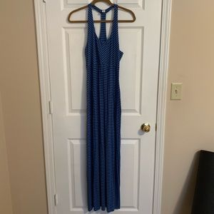 Old Navy maxi dress.